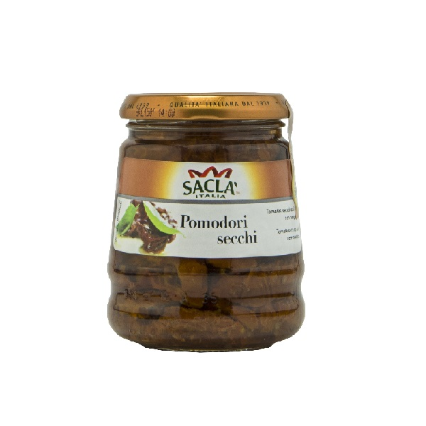 Tomate Sacla Secos Aceite 280g