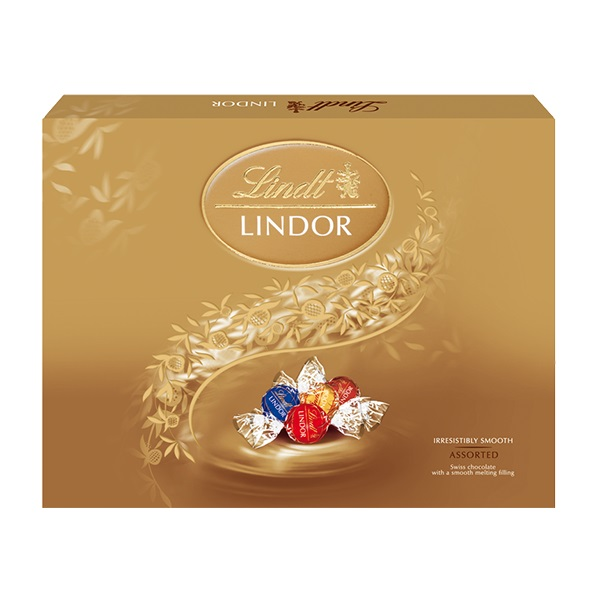 Chocolate Lindt  Lindor Assorted 300g