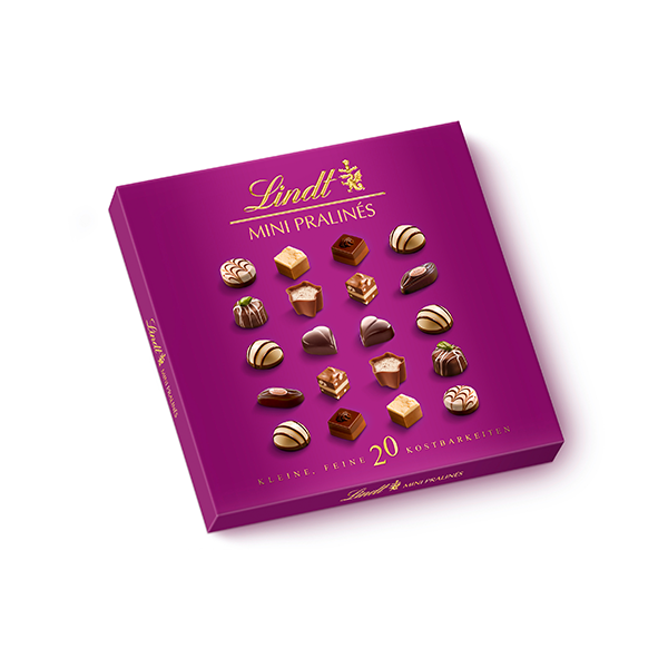 Chocolate Lindt  Pralines Assort 100g