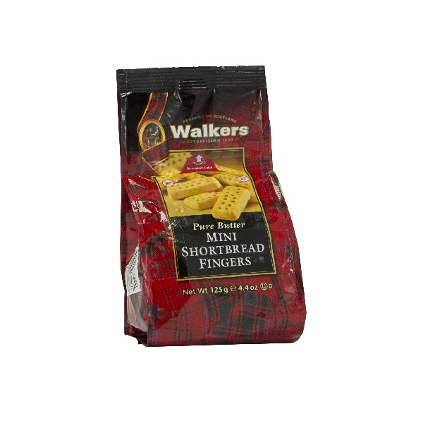 Galletas Walkers Mini Finger 125g