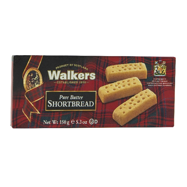 Galletas Walkers Shortbread Finger 150g