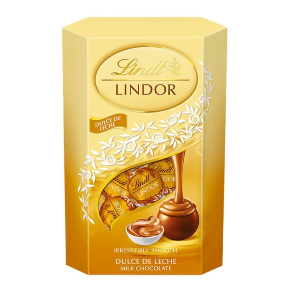 Chocolate Lindt Lindor Cornet Dulce 200g