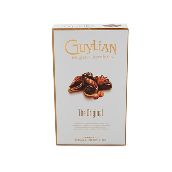 Chocolate Guylian Seashells 125 g