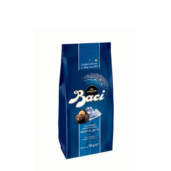 Chocolate Baci Negro Avellana 125g