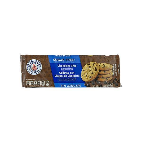 Galletas Voortman Choco Chips 227g