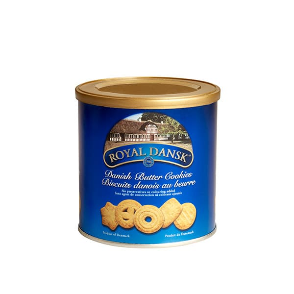 Galletas de Mantequilla Royal Dansk 200g
