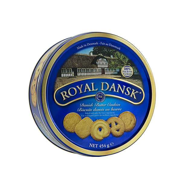 Galletas de Mantequilla Royal Dansk X454g